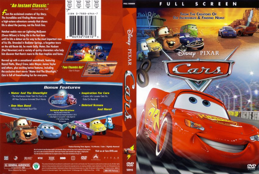 cars movie dvd scanned covers 5171cars dvd covers
