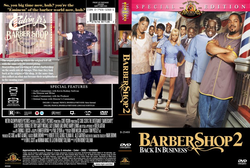Barbershop 2Barbershop 2 Movie