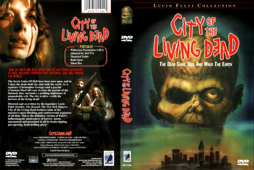 City of the living dead r2