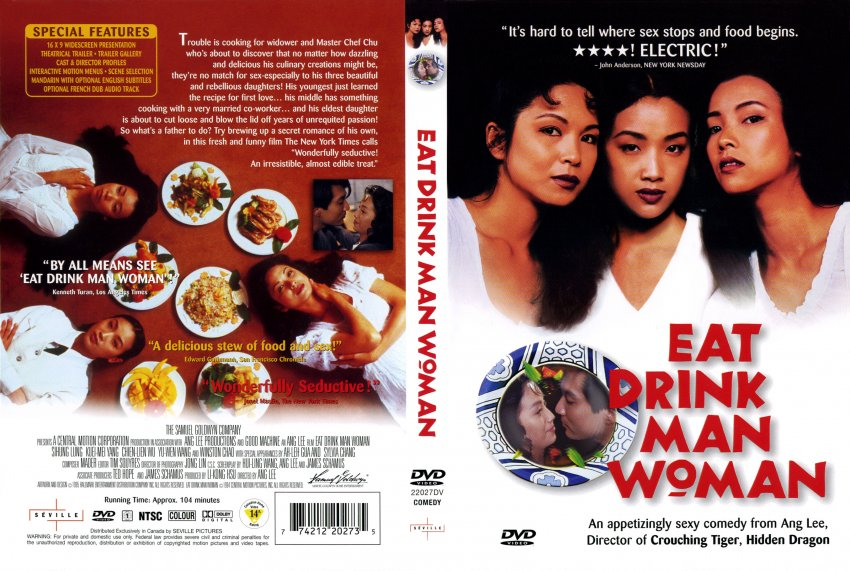 eat drink man women the About the movie: in eat drink man woman (1994), director and co-writer ang  lee expertly tells the story of changing family dynamics in taipei, taiwan.