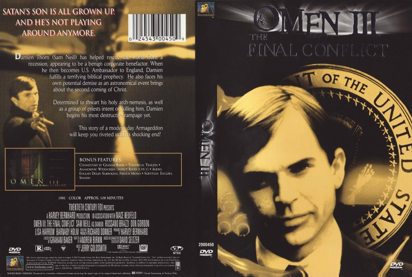 The omen 3 for Sign of portent 3