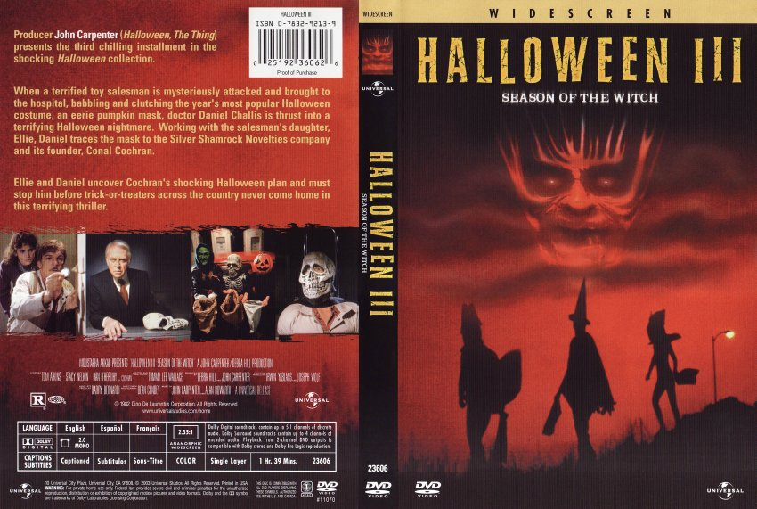 halloween iii season of the witch main title