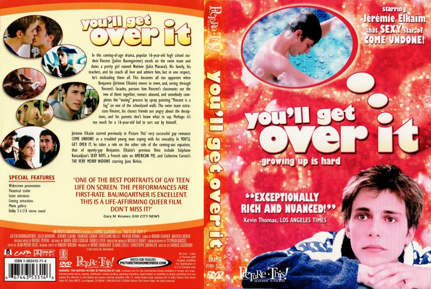 Youll Get Over It - Movie DVD Scanned Covers