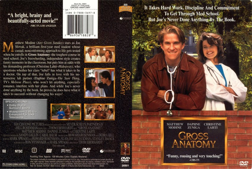 Gross Anatomy Movie