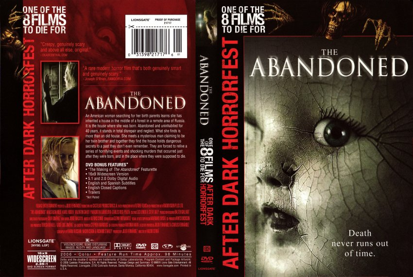 The abandoned movie part 1