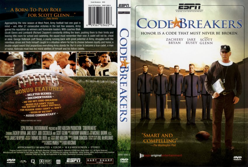 code breakers movie dvd scanned covers