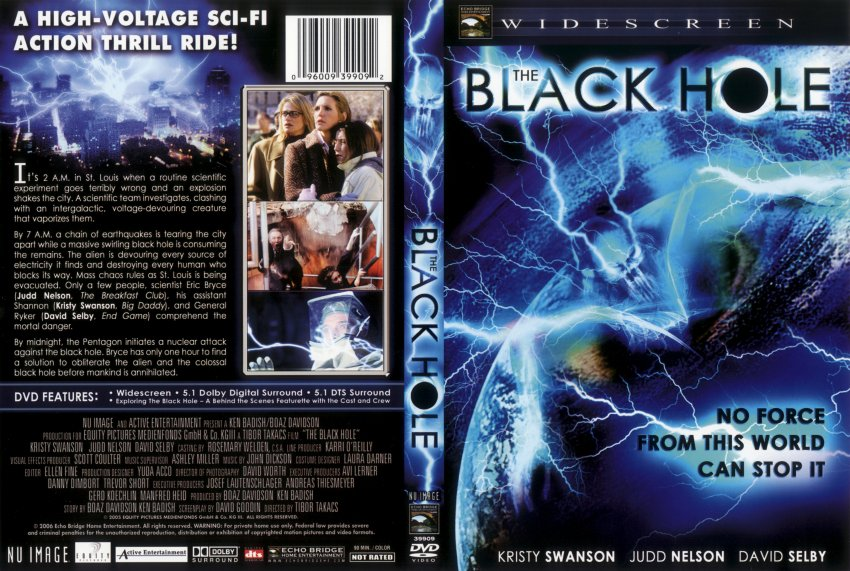 The Black Hole TV Movie 2006  IMDb