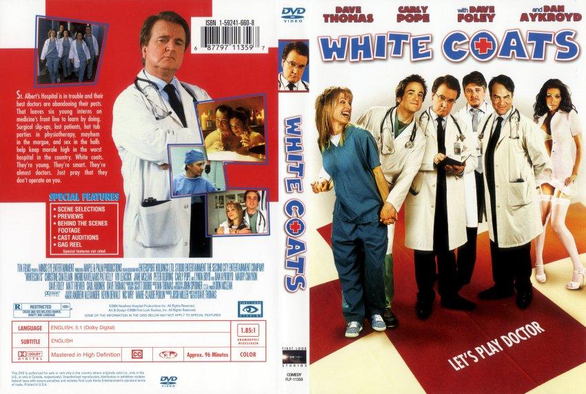 White Coats - Movie DVD Scanned Covers - 6024whitecoatsr1 :: DVD ...