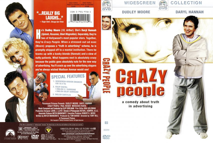 Movie about crazy people