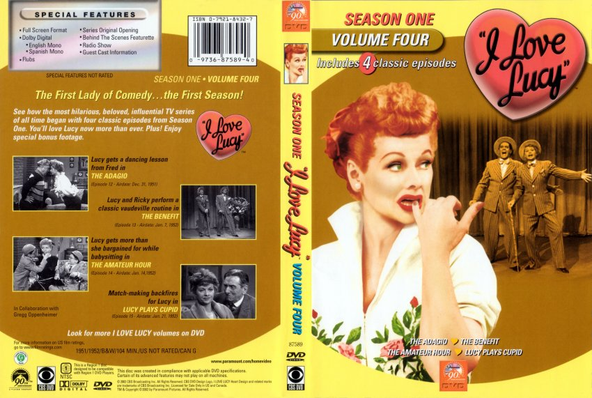 i love lucy download