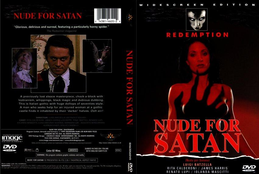 nude for satan dvd