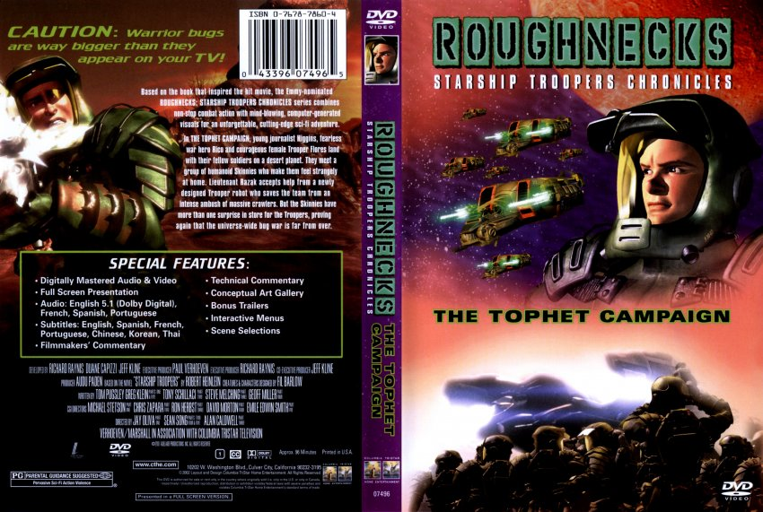 Starship Troopers Stranger in a Strange Land (Barnes and Noble Collectible, 2014)