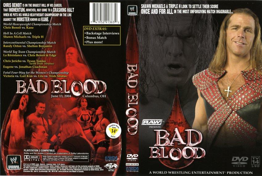 6WWE Bad Blood 2004