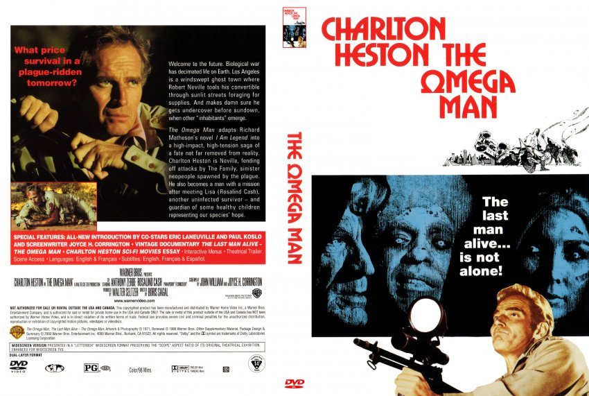 movie download the omega man movies