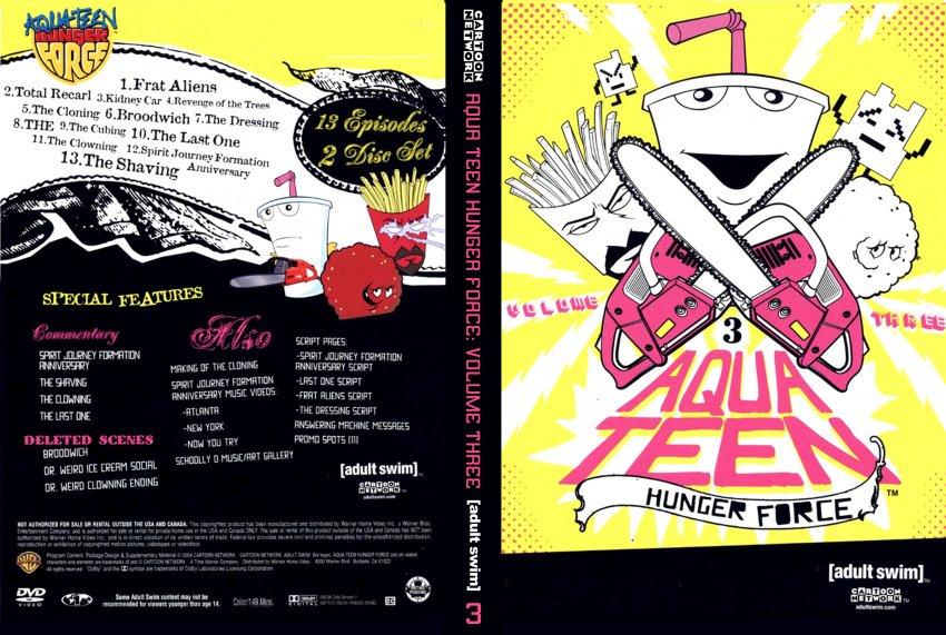 Aqua teen the movie