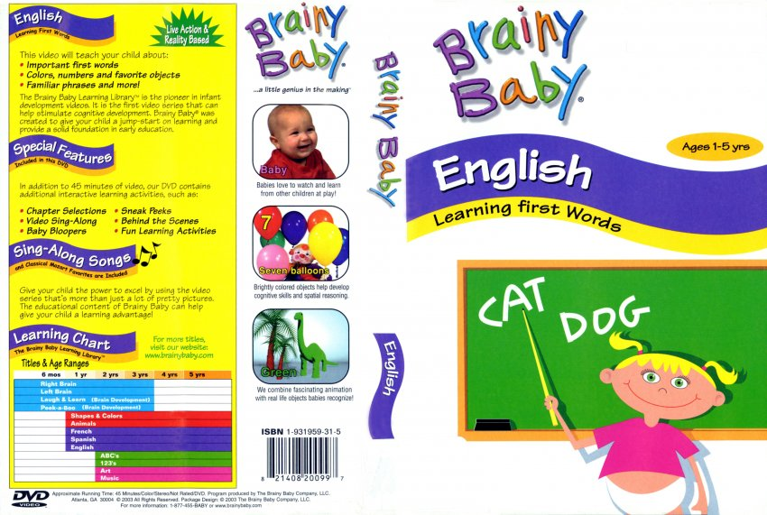 how to develop baby right brain