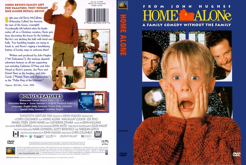 home alone 3 in spanish