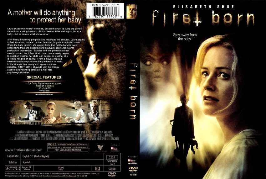 first born movie dvd scanned covers 7983first born
