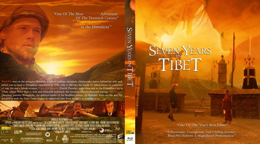 orientalism in seven years in tibet