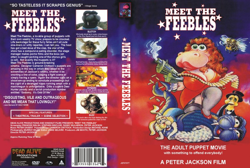 meet the feebles dvd full estrenos