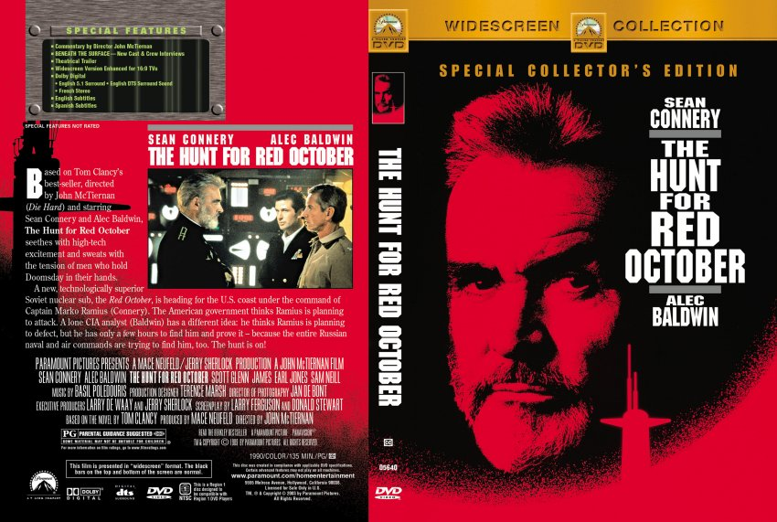 The Hunt For Red October WS