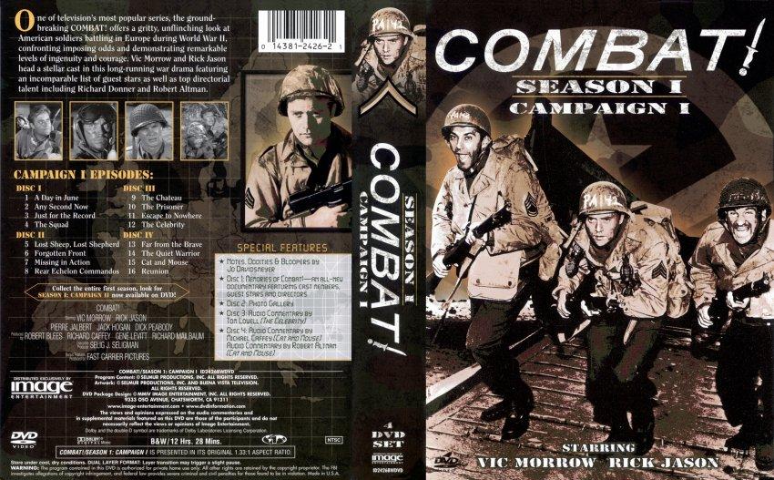 Combat - Season 1, Campaign 1 movie