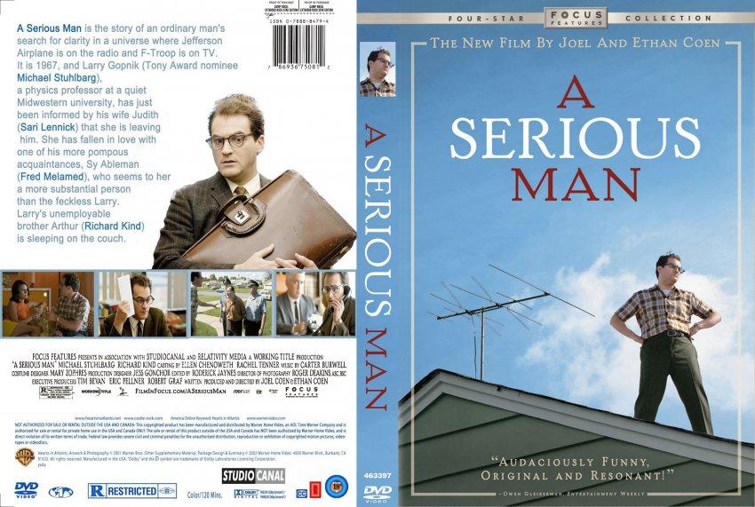 Serious men movie