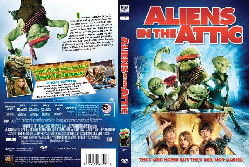 Aliens In The Attic 2009 Movie