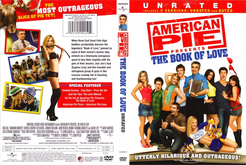 American pie the book of love full movie