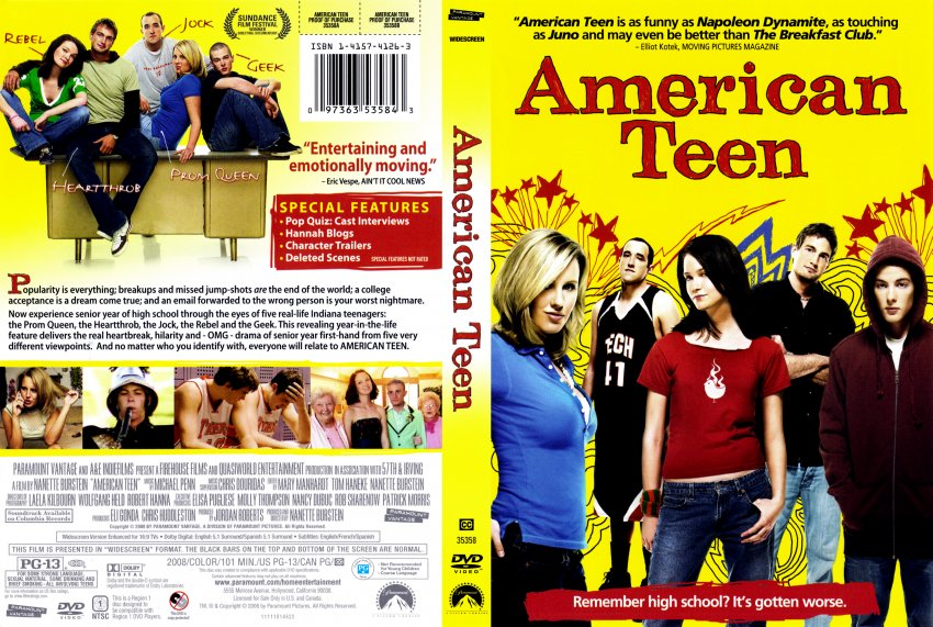 american dvd Up teen
