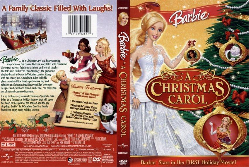 barbie a christmas carol - Barbie Christmas Carol