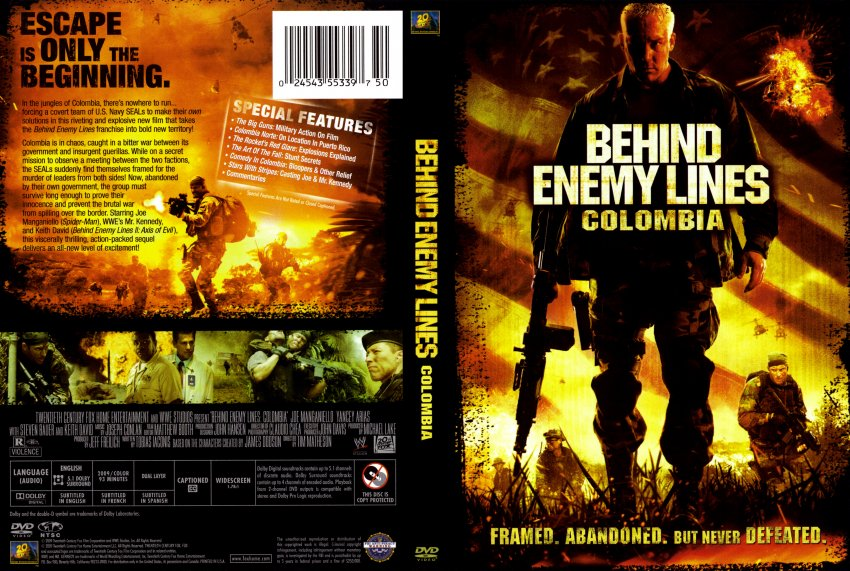 Behind Enemy Lines Photos - Behind Enemy Lines Images ...