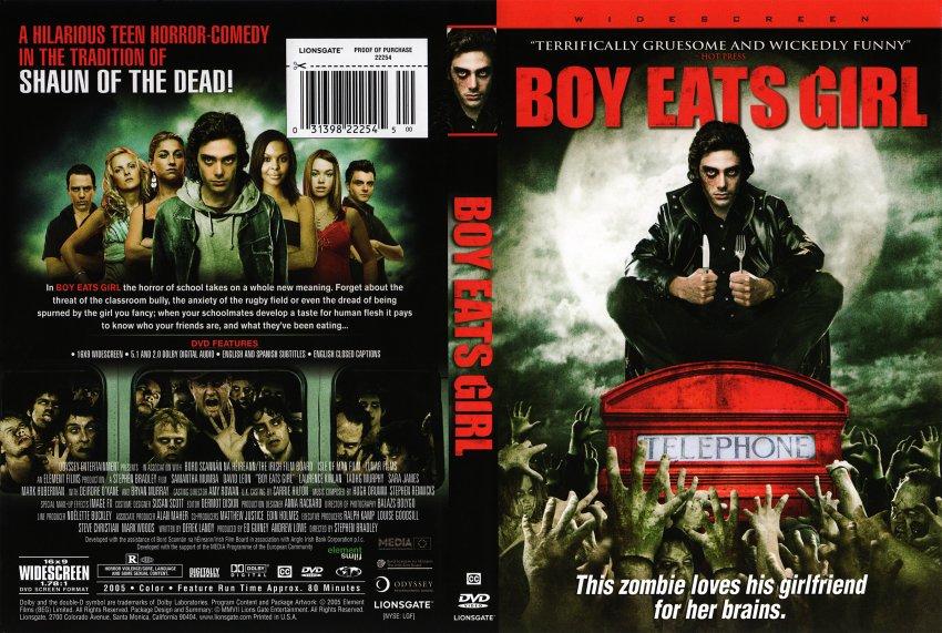 Boy Eats Girl 2005