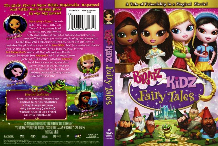Bratz Kidz Fairy Tales DVD