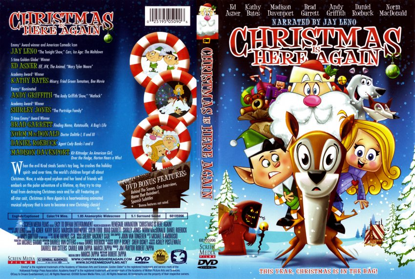 Christmas Is Here Again   Movie DVD Scanned Covers   Christmas Is Here imnSqeDw