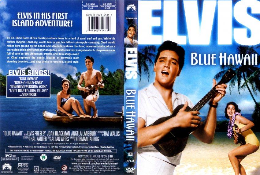 2925. Blue Hawaii (1961) | Alex's 10-Word Movie Reviews