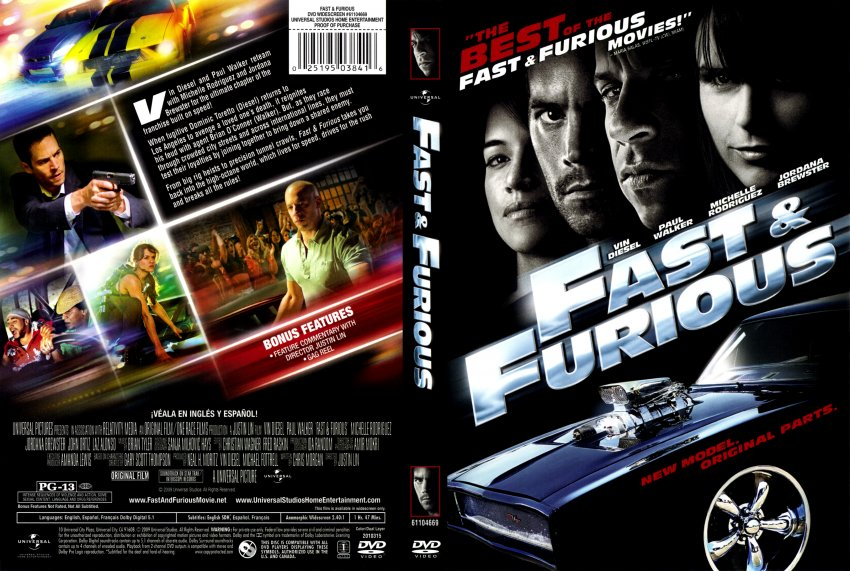 fast and furious movie dvd scanned covers fast and the furious dvd covers. Black Bedroom Furniture Sets. Home Design Ideas