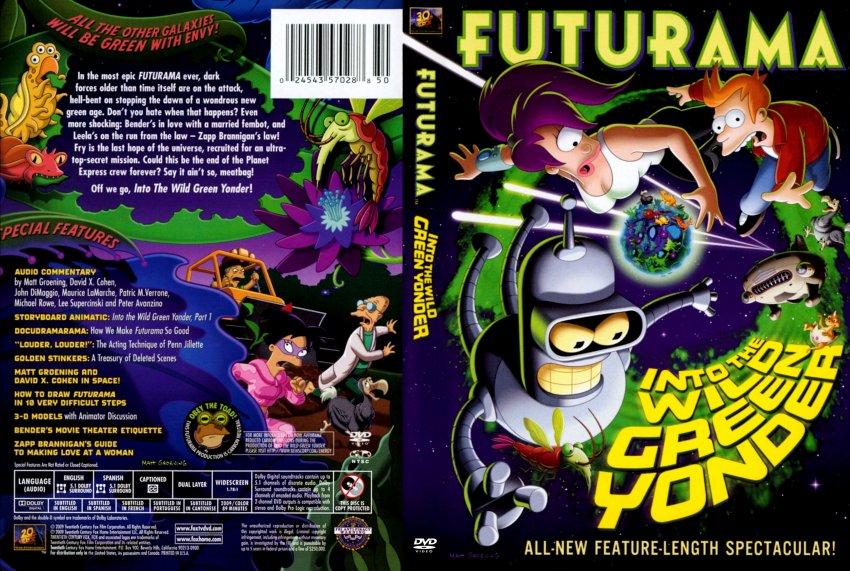 futurama into the wild green yonder full movies watch