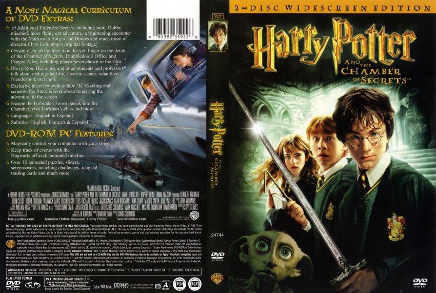 Book 2 - Harry Potter Chamber of Secrets by J K
