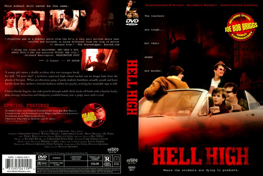 Hell High - Movie DVD Scanned Covers - HellHigh :: DVD Covers: www.dvd-covers.org/art/DVD_Covers/Movie_DVD_Scanned_Covers/HellHigh...