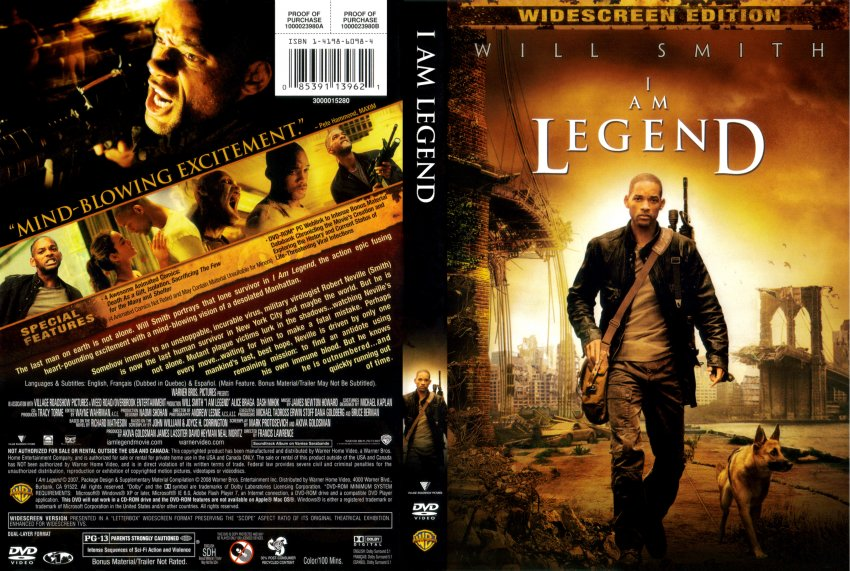 I Am Legend Movie I Am Legend