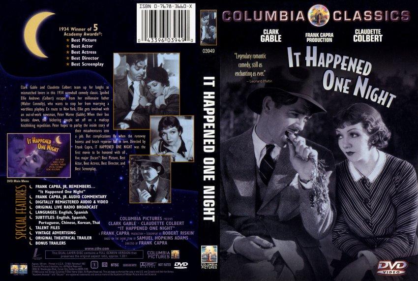 It Happened One Night / 1934