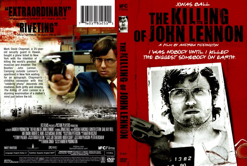 The killing of john lennon 2017 by blaze kvcd