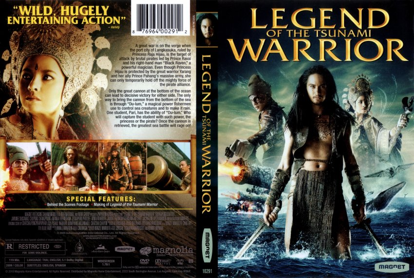 legend of warrior