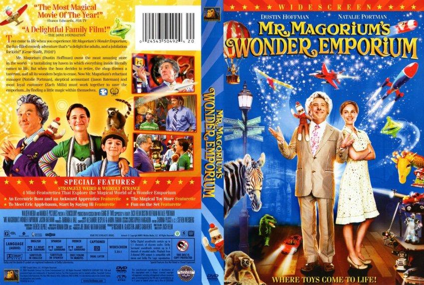 Mr m wonder emporium movie