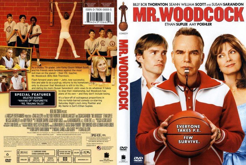 mr woodcock Mr woodcock probably will attract some box office buzz, but it could be a bigger hit if the negative elements were cleaned up to make it more family friendly.