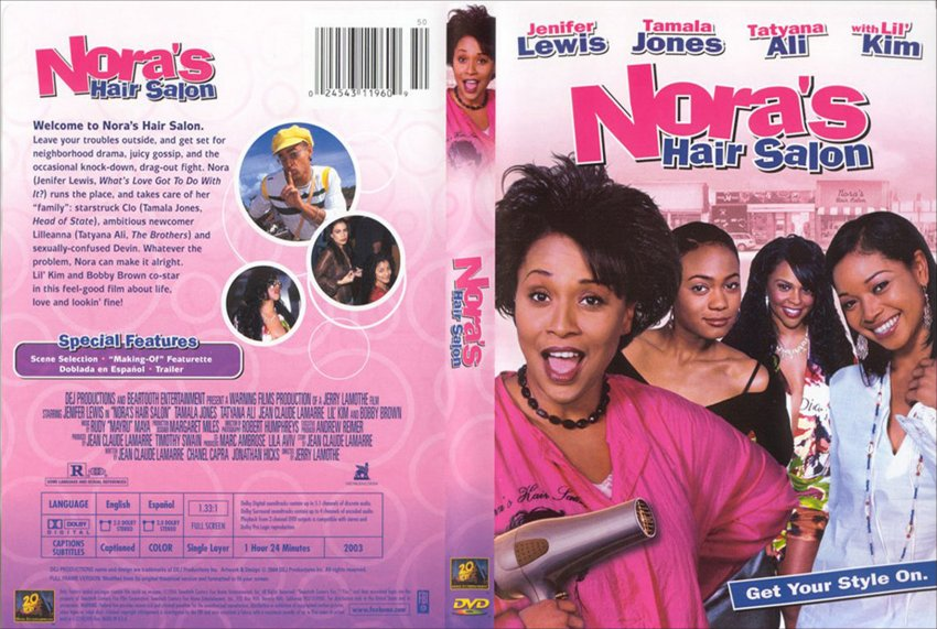 Nora 39 s hair salon 2004 movie for Nora s hair salon 2