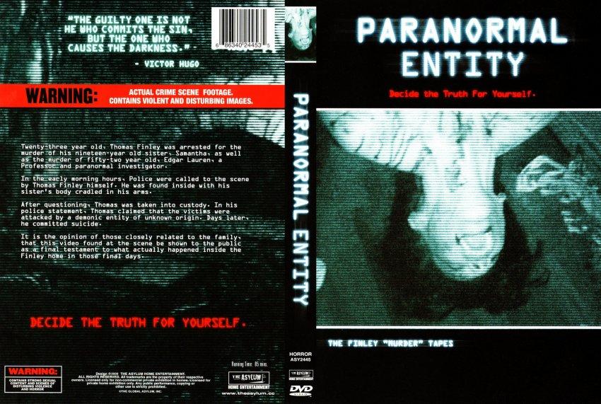 paranormal entity cover wwwimgkidcom the image kid