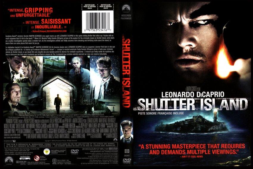 Shutter Island  Tous les jeux PC Consoles amp accéssoires