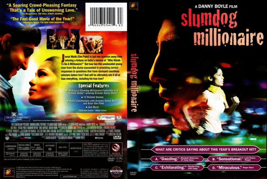 to what extent is slumdog millionaire Get an answer for 'what does slumdog millionaire tell us about modern india and globalization in terms of the universality of human experience and to what extent.